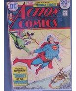 Action Comics (DC #432) February 1974 (Superman) [Comic] [Jan 01, 1974] ... - $8.86