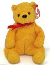Poopsie Ty Beanie Baby Babies Bear 2001 Retired - $9.97