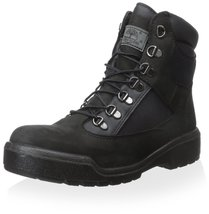 "Timberland Men's 6"" Field Boot - Black, 10.5 D(M) US - $148.45"