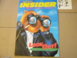 JOE CAMEL Cigarette ,  Insider Magazine , 1993  , Wall Street Journal Article  3 - $10.00