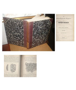 1902 MIKROSKOPISCHE (MICROSCOPIC))DIAGNOSE -  PROF DAVID VON HANSEMANN-O... - $34.99