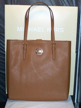 MICHAEL KORS JET SET LG TRAVEL SHOULDER BAG TOT... - $125.95