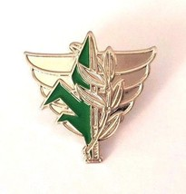 IDF Israel Army Official Military Pin Badge Insignia Intelligence Officer NEW - $5.75