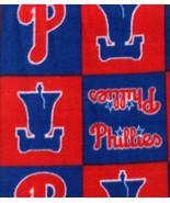 Philadelphia Phillies Patchwork Fleece Throw Bl... - $119.95