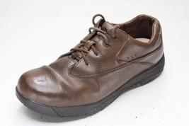 Dunham 10 Extra Wide Brown Oxford Men's - $48.00
