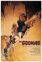 THE GOONIES MOVIE - JOIN THE ADVENTURE 32x24 Pr... - $13.95
