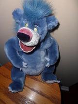 "Disney Store Jungle Book 2  ""Baloo"" Bear Plush Stuffed Animal    - $13.66"