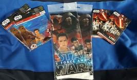 Star Wars The Force Awakens Birthday Supply Lot - $17.81