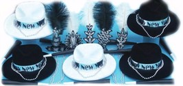 Happy New Year Roaring 20's Party Kit for 25 Guests - $42.57