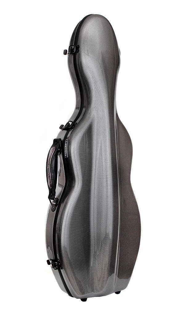 TONARELI Fiberglass Violin 4/4 Hard Case GRAPHITE VNF1018 Limited Edition