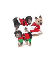 Fashion Pet Holiday Santa Mrs Claus & Elf  Costume - XS - S - M - high q... - £13.44 GBP+