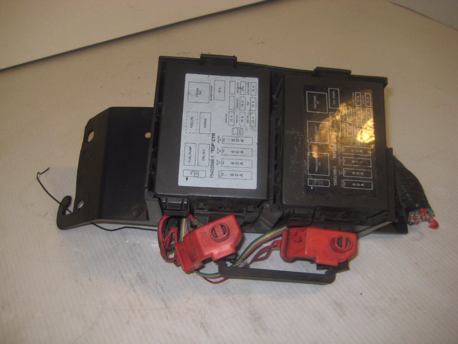 2003 chevrolet impala fuse box diagram chevrolet impala fuse box on chevrolet impala under the hood fuse relay box oem ...