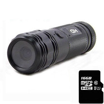 16GB HD 720P Firefighter Helmet Camera Fire Proof Action Cam Video Recor... - $42.80