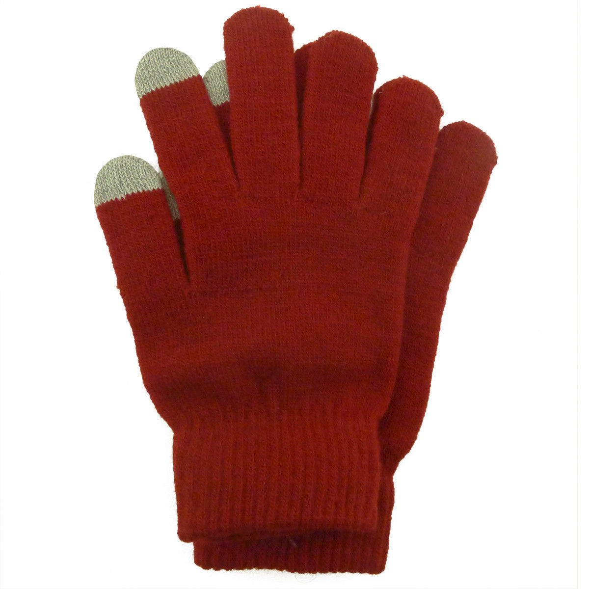 Unisex Touch Screen Knit Gloves Magic Texting Fingers Smart Phone Warm Winter
