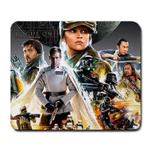 Rogue One Rebellion Star Wars Prequel Non Slip Washable Gaming Mouse Pad... - $6.99