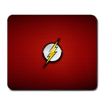 The Flash Barry Allen Comic Movies TV Superhero Non Slip Gaming Mouse Pa... - $6.99