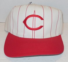 Vintage MLB Cincinnati Reds Snap back Hat Cap baseball - $14.03
