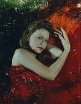 Jeanne Crain 8x10 color glossy photo - $6.85