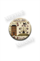 Simple Joys Needle Nanny needle minder Litttle House Needleworks Quilt Dots - $12.00