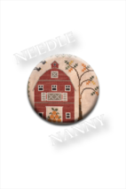 The Old Red Barn Needle Nanny needle minder Litttle House Needleworks Qu... - $12.00