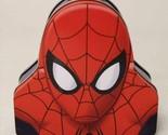 Head Coin Bank - Marvel - Spiderman Head New  TIN BOX COMPANY