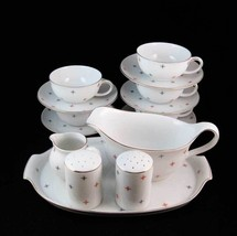 Arzberg Bayern German Tea Set Teapot, Tea Cups,... - $75.00