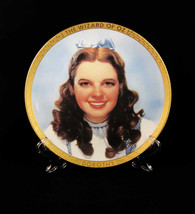 Wizard Of Oz Plate DOROTHY 23K Portraits from OZ Hamilton Collection 8-1... - $25.00