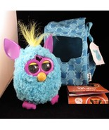 Teal Furby Fashion Carrier Tote Bag Backpack W/... - $45.95