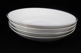 "Fine China Japan ""Lance"" Soup Bowls(4) - $16.00"