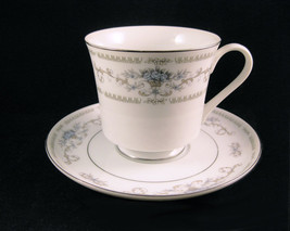 Diane Wade Fine China Tea Cup & Saucer Set Japan - $6.50