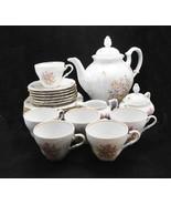 Schwarzenhammer W. Germany Set~Coffee Pot, Cups... - $190.00