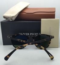 Oliver Peoples Sunglasses Remick Ov 5349S 158987 Dtb Tortoise-Beige Silk w/ Grey - $419.95