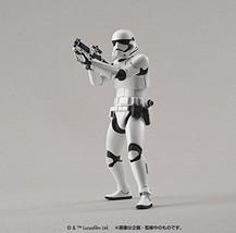 Star Wars First Order Storm Trooper 1/12 Scale Plastic Model kit - $40.69