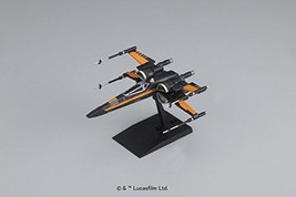 Vehicle model 003 Star Wars X-Wing Fighter Poe dedicated machine Plastic... - $20.32