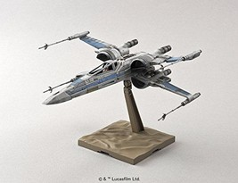 Bandai Star Wars 1/72 Scale X-Wing fighter Resistance Specifications Model - $40.01