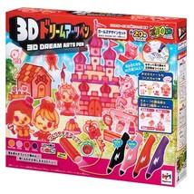 New 3D Dream Arts pen Girl design set (4) from ... - $68.34