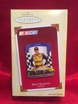 Matt Kenseth - 2005 Hallmark Ornament - NASCAR - Dewalt - Cup Champion -... - $13.85