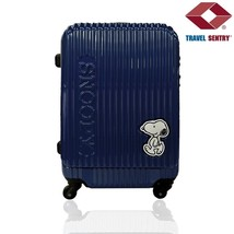 NEW SNOOPY Carry-On Baggage Carry Case Suitcase... - $399.77