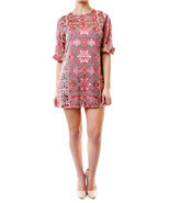 For Love & Lemons Women's TERESA Mini Silk Sati... - $124.07