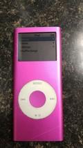 Apple iPod nano 2nd Generation Pink (4 GB) - $29.70