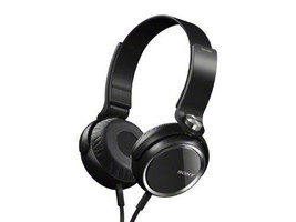 Sony MDR-XB400/B Black | EXTRA BASS Headphones (Japanese Import) - $122.73