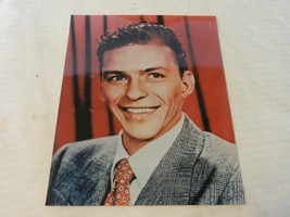 44b1186f8dbc Frank Sinatra Color Photograph 1940s Smiling with Red Tie 8x10 - $22.27 ·  Add to cart · View similar items