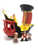 Jake and the Neverland Pirates Jolly Roger Captain Ship 2012 Disney  Mattel - $29.50
