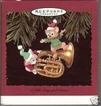 A Little Song and Dance Ornament 1996 - $7.91