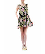 For Love & Lemons Women's  Pacific Mini Dress Multicolor  RRP £137 BCF65 - €80,91 EUR