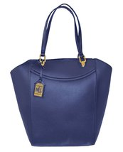 LAUREN Ralph Lauren Lexington Tote Bag Handbag Purse - $231.66