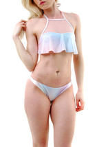 Wildfox Women's Fairy Halogram Mermaid Bikini T... - $46.68