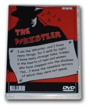 THE WHISTLER - THE FILMS COLLECTION - 4 DVD - 8 MOVIES [DVD-R] [1944] - $25.00