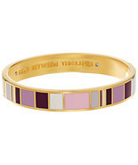 "KATE SPADE ""READ BETWEEN THE LINES"" MAUVE/PURPL... - £44.91 GBP"