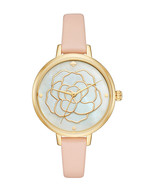 KATE SPADE ROSE DIAL METRO LEATHER VACHETTA (BE... - $175.57
